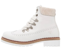 Snowboot / Winterstiefel - white