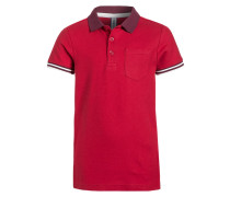 Poloshirt red scooter