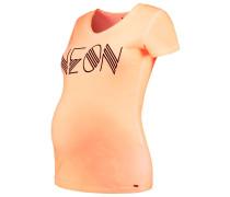 NEON TShirt print orange