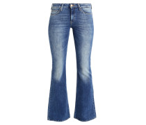 CHAFFEE - Flared Jeans - blue