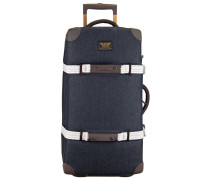 WHEELIE DOUBLE DECK Trolley denim
