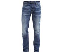JJORTIM Jeans Slim Fit blue denim