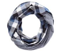 Schlauchschal blue/grey melange