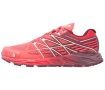 ULTRA ENDURANCE - Laufschuh Trail - cayenne red/tropical peach