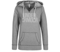 FAVORITE Kapuzenpullover true gray heather/white