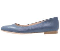 Klassische Ballerina - ocean metallic