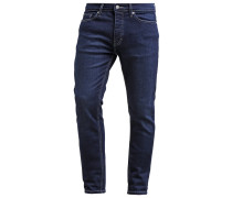 BLUE MID WASH STRETCH SKINNY JEANS Jeans Slim Fit mid blue