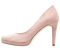 High Heel Pumps - rose