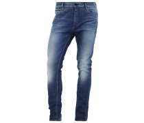 SKINNY TAPER - Jeans Tapered Fit - blue rage