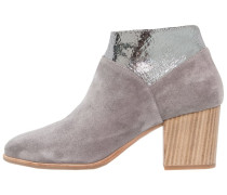 SILVIA Ankle Boot metal