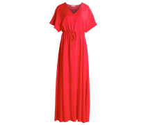 Maxikleid - chinese red