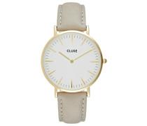 LA BOHÈME - Uhr - gold-coloured/white/grey