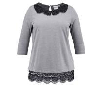 JRGARONNE TShirt print medium grey melange