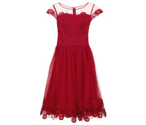 AGGY Cocktailkleid / festliches Kleid red