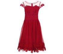 AGGY - Cocktailkleid / festliches Kleid - red