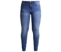 JRQUEEN Jeans Slim Fit medium blue denim