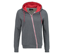 Sweatjacke dark grey