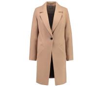 Wollmantel / klassischer Mantel natural