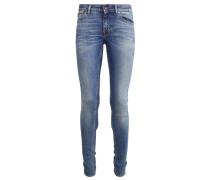 SLENDER - Jeans Skinny Fit - blue denim