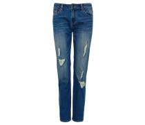 Jeans Straight Leg stoney blue