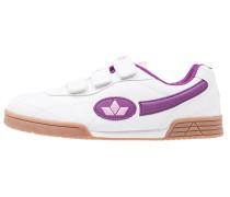 BERNIE V Sneaker low weiß/lila/rosa