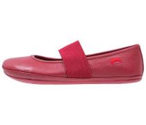RIGHT - Riemchenballerina - medium red