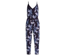 TROPICAL BOTANICAL - Jumpsuit - navy