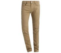 HOLLOW - Jeans Skinny Fit - tan