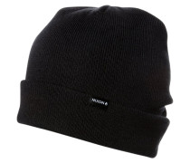 WANDERER Mütze black