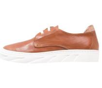 Sneaker low terra/cotto