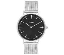 LA BOHÈME - Uhr - silver-coloured/black