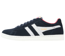 EQUIPE - Sneaker low - navy/white/red