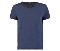 T-Shirt basic - navy melange
