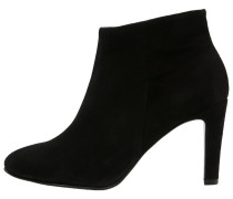 ADELE High Heel Stiefelette schwarz