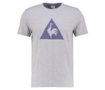TShirt print light heather grey