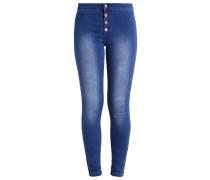 Jeans Skinny Fit mid denim
