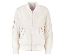 THORAS - Bomberjacke - clear cream