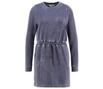 Jerseykleid blue melange