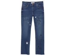 GRAFFITI Jeans Slim Fit medium blue