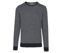CHESTER Strickpullover navy