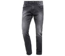 AEDAN Jeans Slim Fit black stone wash denim