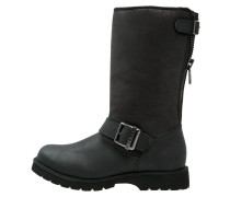 Cowboy-/ Bikerboot - black