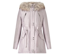 Parka purple