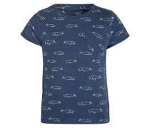 ECHELON TShirt print french blue