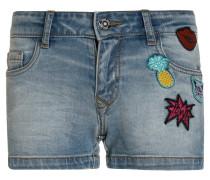 MISTY Jeans Shorts stoneblue denim