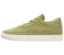 CHUTORO Sneaker low light olive/cream