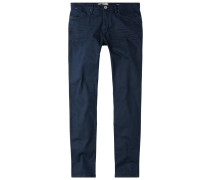 PATRICK Jeans Slim Fit petrol blue