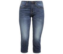Jeans Slim Fit dark stone wash denim