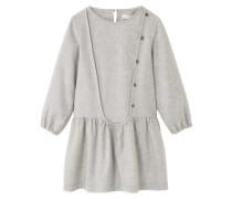 CECI Jerseykleid light heather grey