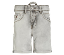 LANCE - Jeans Shorts - grey ice